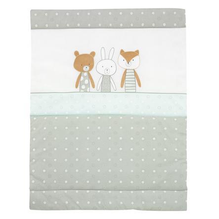 Alvi Dětská deka, přátelství, modrá 100 x 135 cm