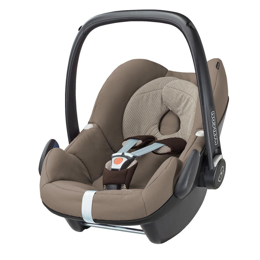 MAXI-COSI Fotelik samochodowy Pebble Earth brown