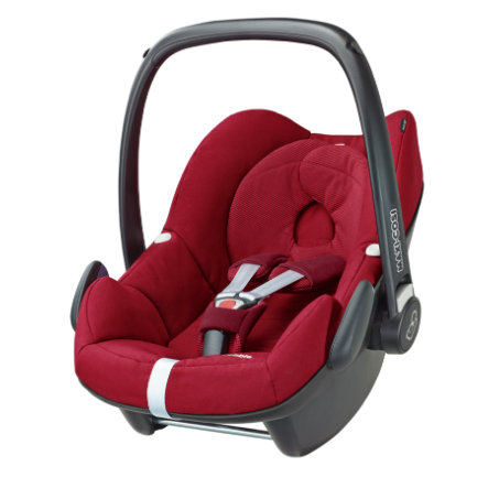 MAXI COSI Babyskydd Pebble Robin red
