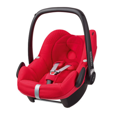 MAXI COSI Babyschale Pebble Origami red