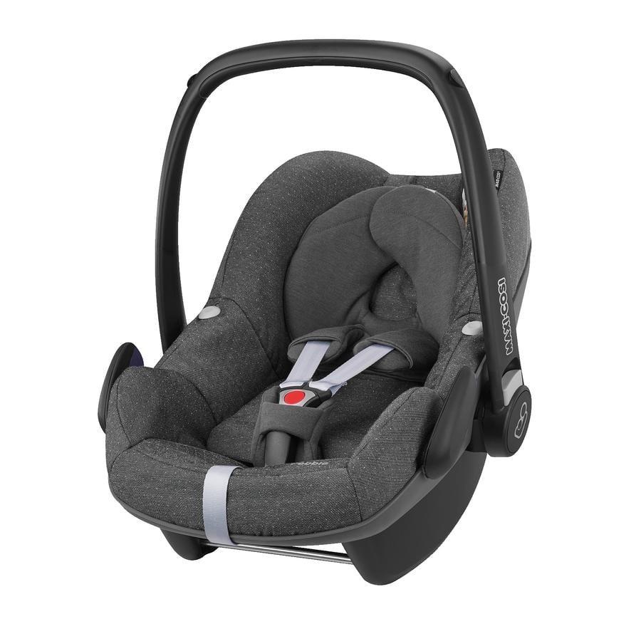 MAXI-COSI Fotelik samochododwy Pebble Sparkling grey
