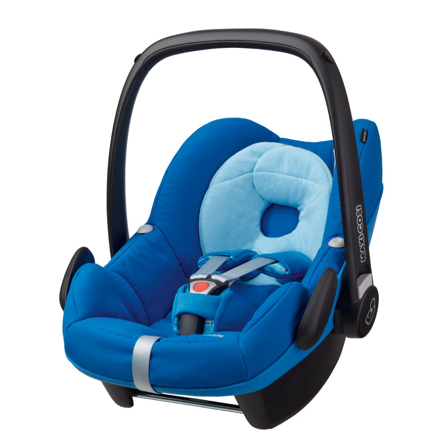 MAXI COSI Babyschale Pebble Watercolor blue