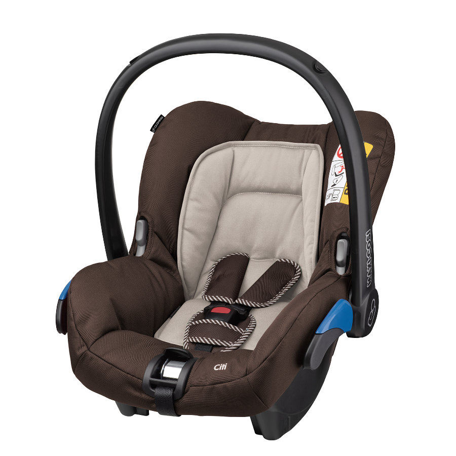 MAXI-COSI Citi 2019 Earth brown