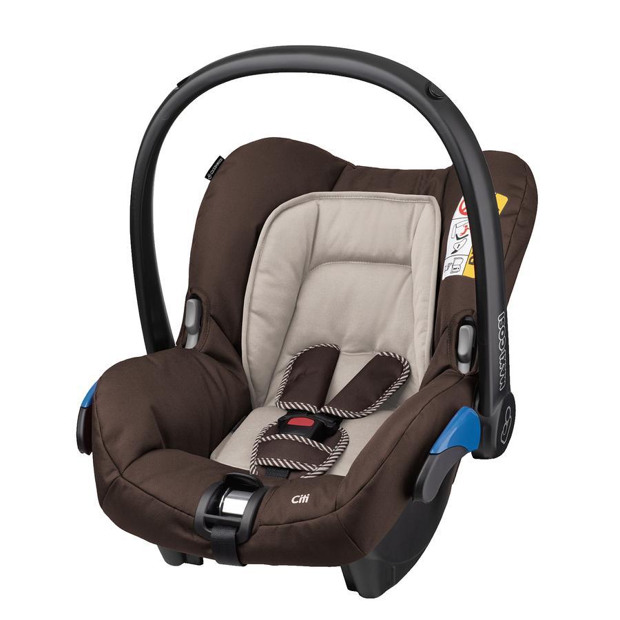 MAXI-COSI Fotelik samochodowy Citi Earth brown