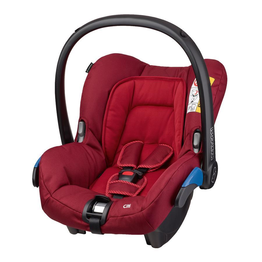 maxi cosi babyschale citi robin red. Black Bedroom Furniture Sets. Home Design Ideas