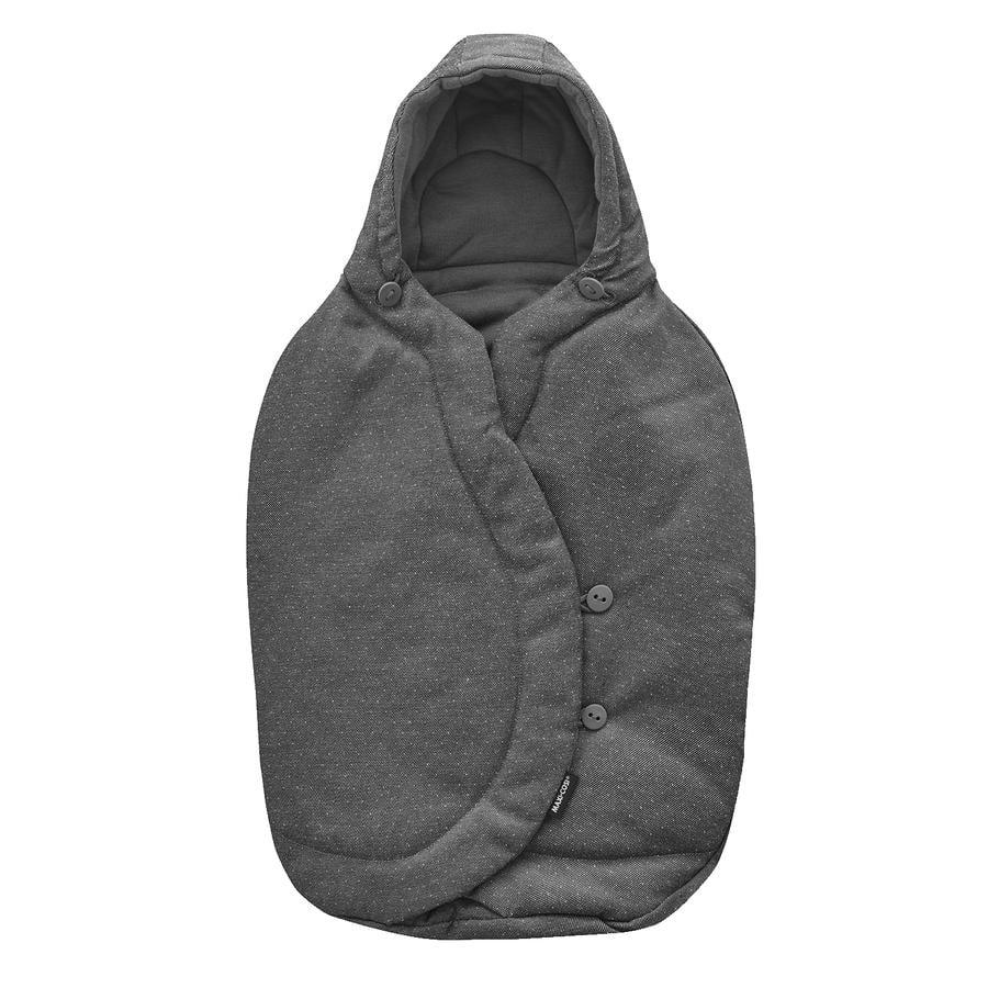 MAXI COSI Voetenzak Pebble Sparkling grey
