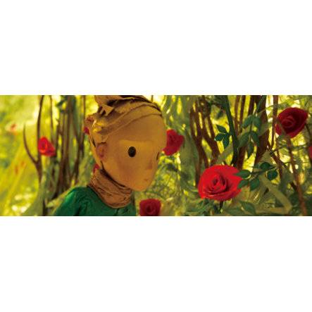 HAPE Framepuzzel Rozen 150-delig The Little Prince