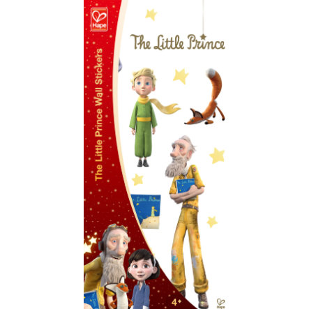 HAPE Muurstickers The Little Prince 2