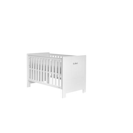BISAL Kinderbett Blanco 70 x 140cm