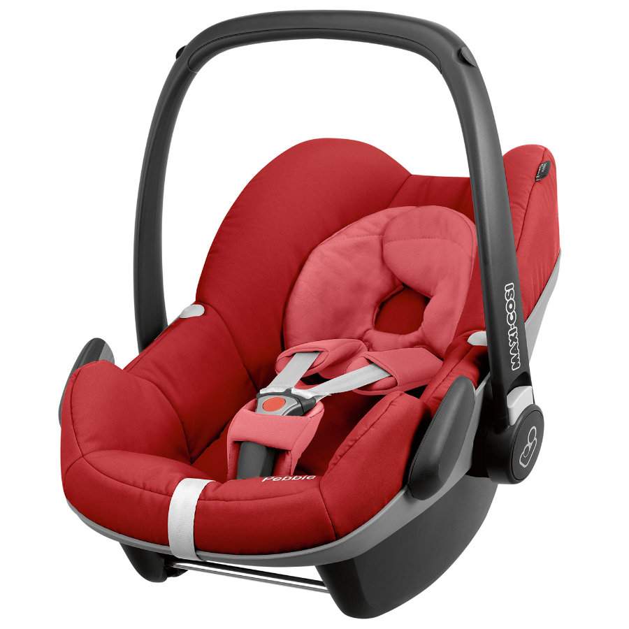 MAXI COSI Babyschale Pebble Red rumour (Q-design)