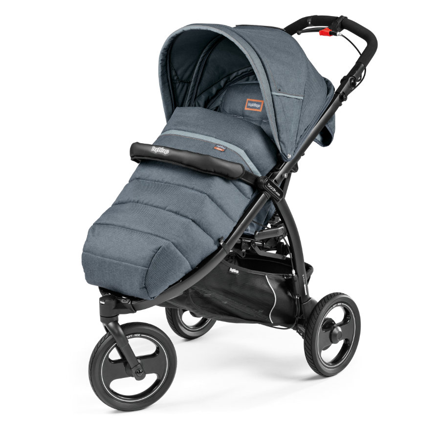 PEG-PEREGO Poussette sport Book Cross Blue Denim