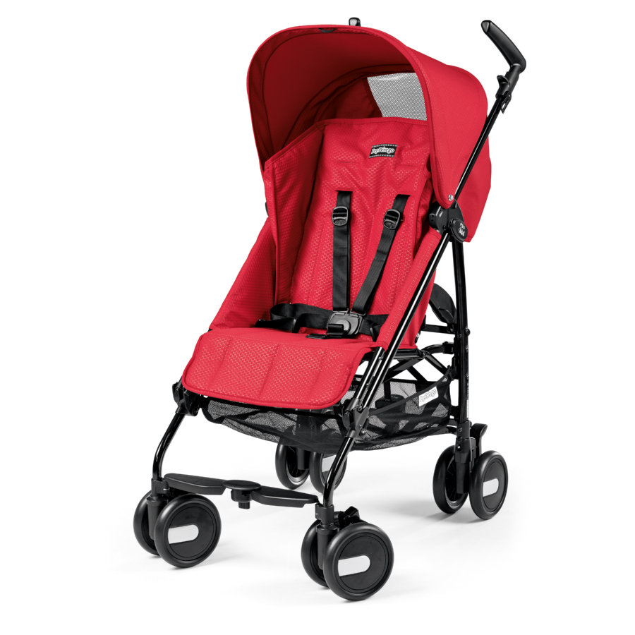 PEG-PEREGO Buggy Pliko Mini Mod Red