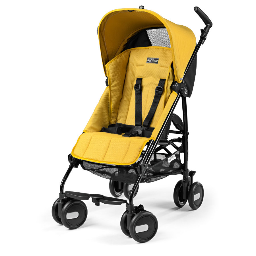 PEG-PEREGO Buggy Pliko Mini Mod Yellow