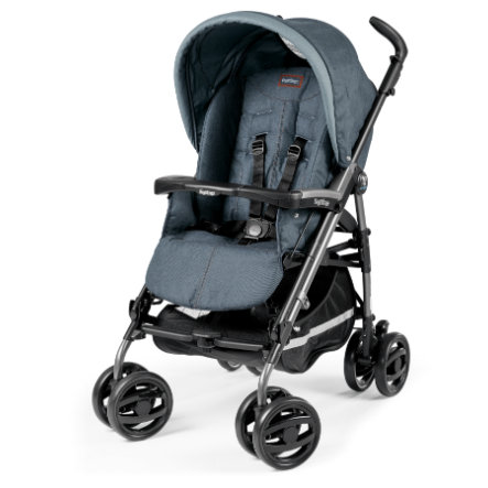 PEG-PEREGO Poussette-canne Pliko P3 Blue Denim