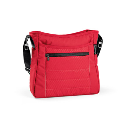 Peg-Pérego Wickeltasche Borsa Bloom Red