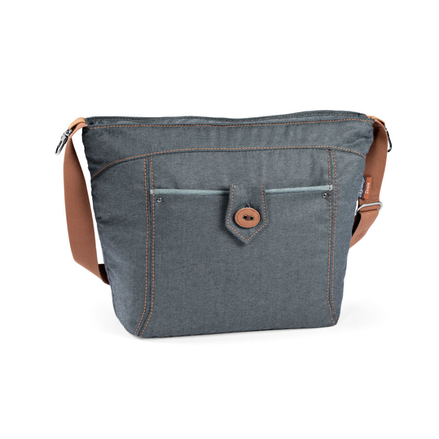 PEG-PEREGO Wickeltasche Borsa Blue Denim