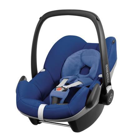 MAXI COSI Pebble Autostoel Blue base (Q-design)