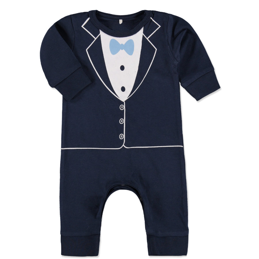 NAME IT Boys Combinaison bébé NITPATRICK, dress blues