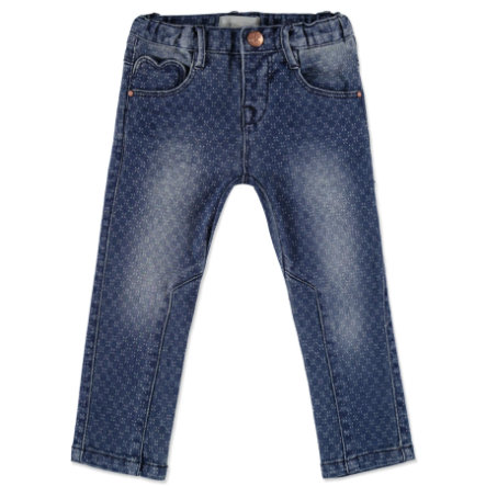NAME IT Girls Mini Jeans NITABIBBI dark denim