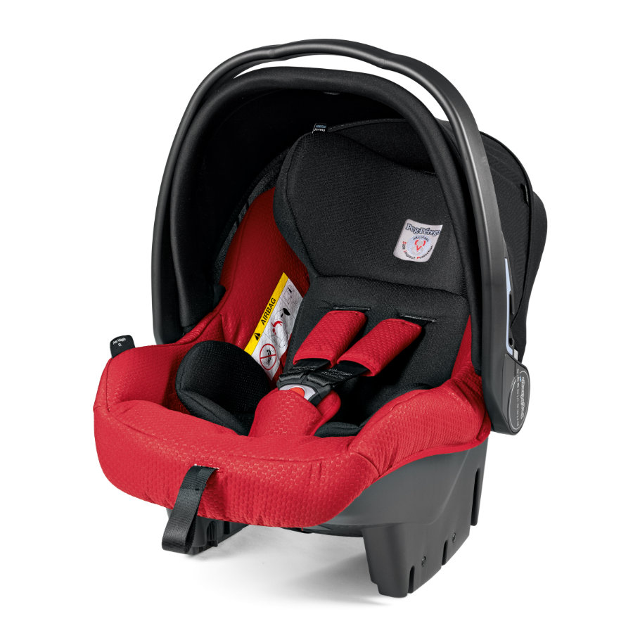 Peg-Pérego Kindersitz Gr. 0+ Primo Viaggio SL Bloom Red