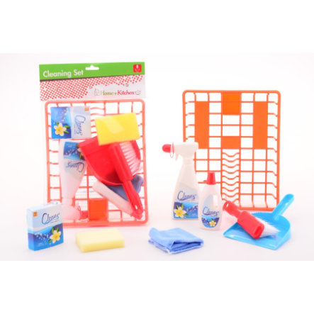 JOHNTOY Home and Kitchen - Set de nettoyage, 8 pièces