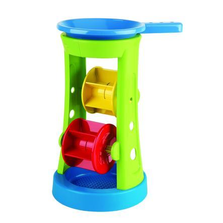 HAPE Sandspielzeug - Sand- und Wassermühle