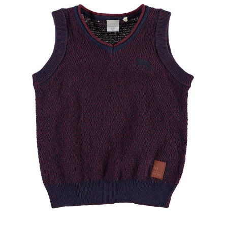 NAME IT Boys Mini Pullunder NITPOTTERSON oxblood red