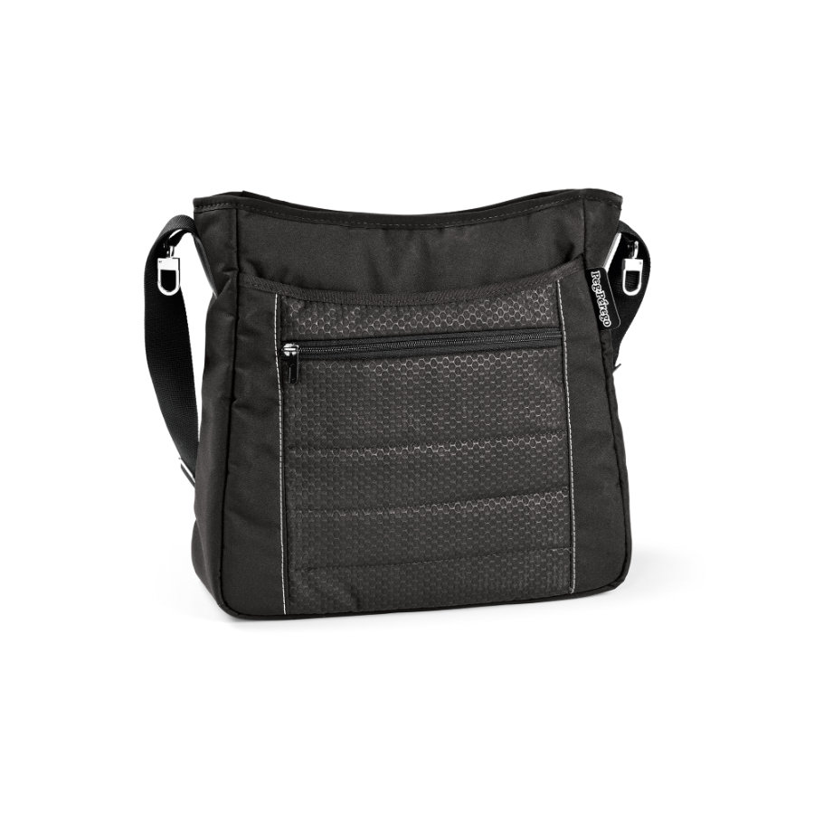 Peg-Pérego Wickeltasche Borsa Bloom Black