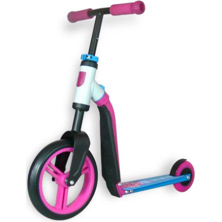 AUTHENTIC SPORTS Scoot & Ride Highwaybuddy, pink/blau