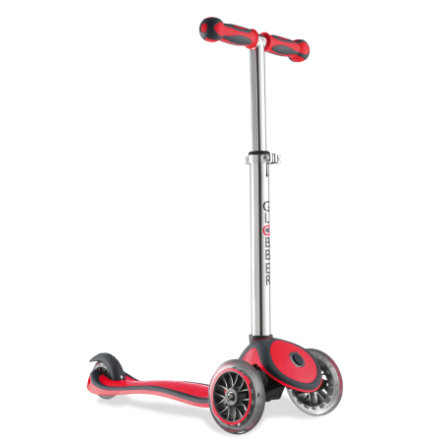 AUTHENTIC SPORTS My Free Kids 3-Wheels Scooter bi-inject, rot-schwarz