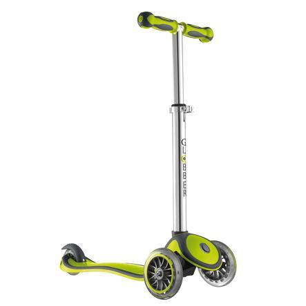 AUTHENTIC SPORTS Step My Free Kids 3-Wheels Scooter bi-inject, groen-grijs
