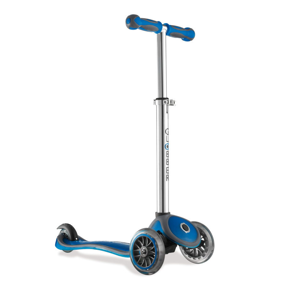 AUTHENTIC SPORTS Step My Free Kids 3-Wheels Scooter bi-inject, blauw-zwart