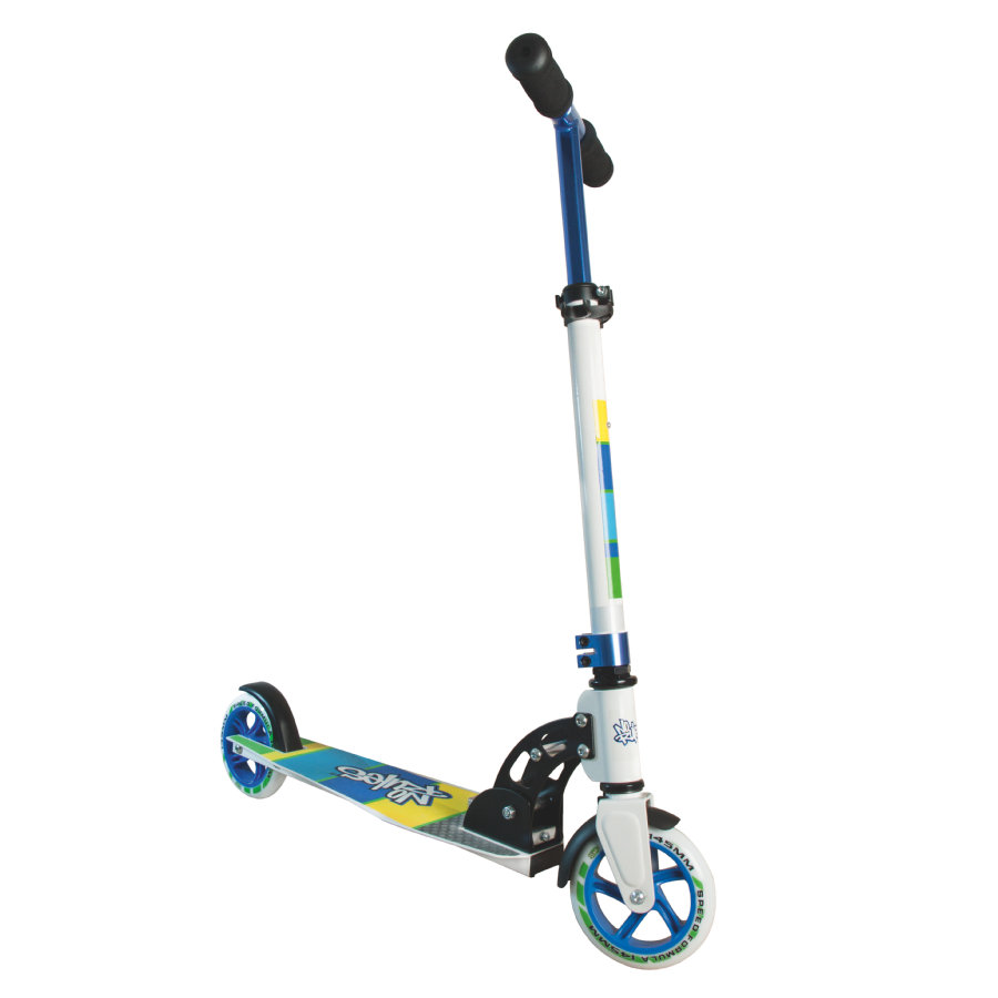 AUTHENTIC SPORTS Aluminium Sparkykel Pro Scooter No Rules XL 145mm BG