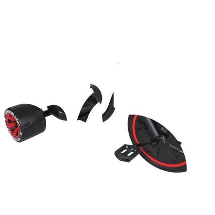 AUTHENTIC SPORTS Drift trike dérivateur tricycle enfant Mini krunk by madd noir/rouge