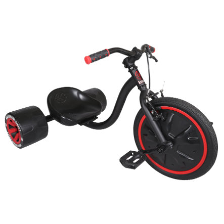 AUTHENTIC SPORTS Mini Drifter krunk by madd, noir/rouge