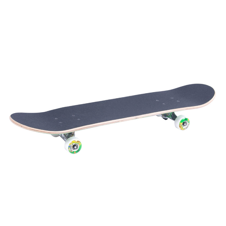 AUTHENTIC SPORTS Skateboard Pro Abec 1, High Jump