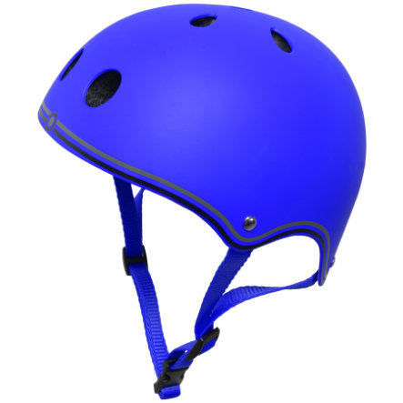 AUTHENTIC SPORTS Globber Helm Junior, blau