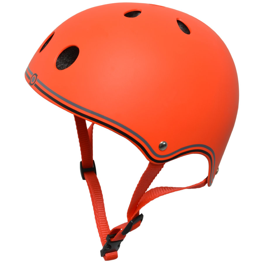 AUTHENTIC SPORTS Casque de vélo enfant Globber Junior, rouge