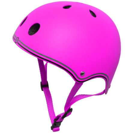 AUTHENTIC SPORTS Globber Helm Junior, pink