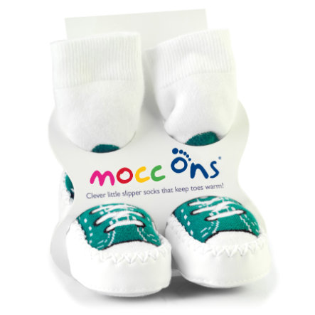 MOCC ONS Sneaker turquoise