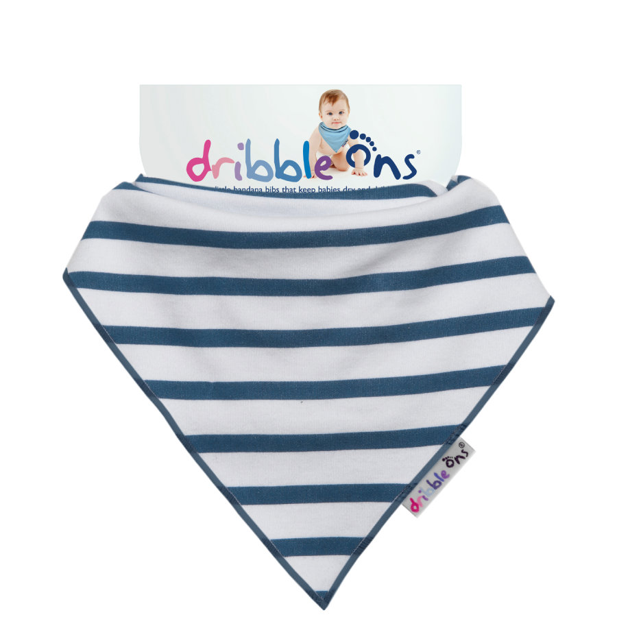 DRIBBLE ONS Halstuch Nautical Stripe