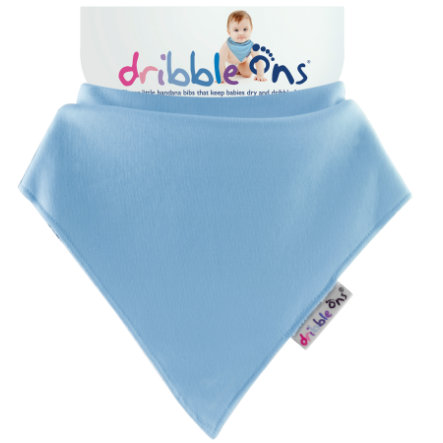 DRIBBLE ONS Halstuch Baby Blue