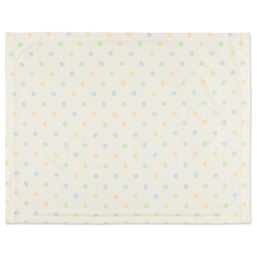 ALVI Dětská deka Jersey, přírodní 75x100