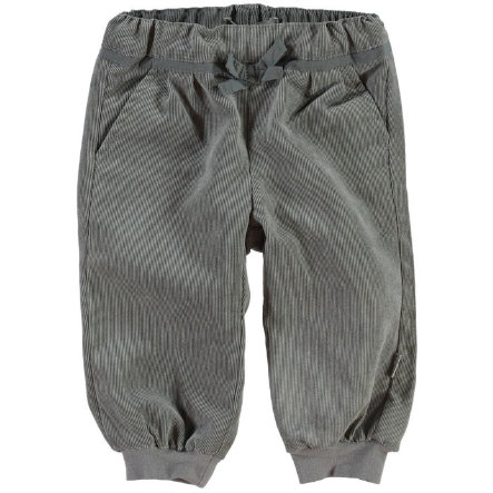 NAME IT Girls Baby Cordhose NITPYLLE frost gray