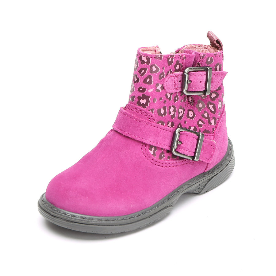 SUPERFIT Girls Halbschuh stone kombi