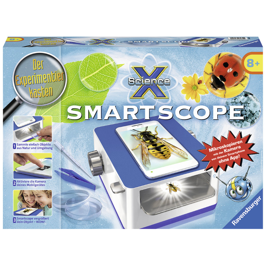 RAVENSBURGER ScienceX® Smartscope 18931