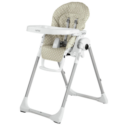 PEG-PEREGO Krzesełko do karmienia Prima Pappa Zero3 Babydot Beige