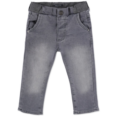 MARC O`POLO Boys Jeanshose dark grey melange