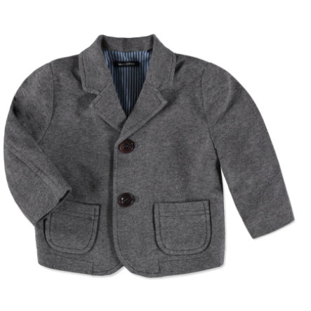 MARC O`POLO Boys Sweatblazer grey melange