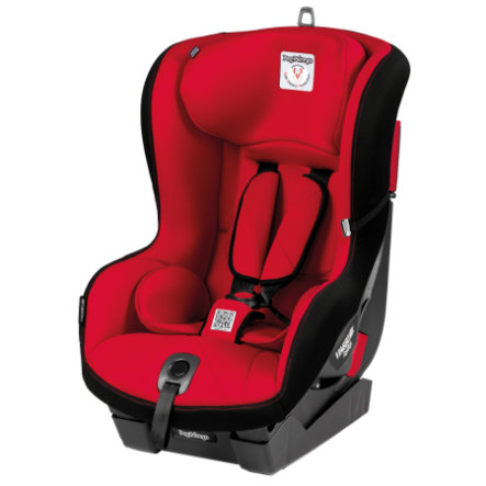 PEG-PEREGO Kindersitz Gr. 1 Viaggio 1 Duo-Fix K Rouge